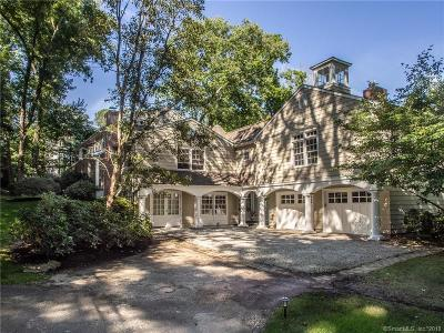 Westport Single Family Home For Sale: 6 Elmwood Road