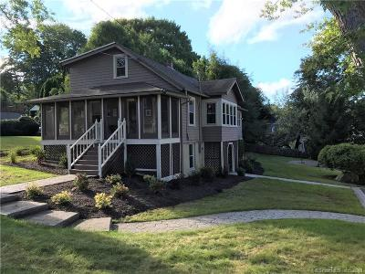 Stonington CT Single Family Home For Sale: $399,900