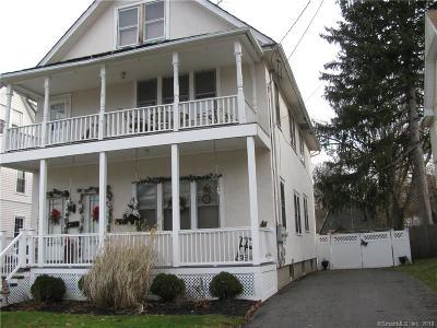 Meriden Multi Family Home For Sale: 45 Orient Street