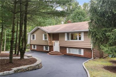 Trumbull Single Family Home For Sale: 43 Old Sawmill Road
