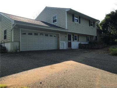 Wolcott Single Family Home For Sale: 500 Bound Line Road