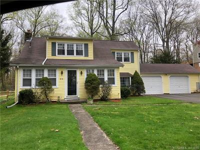 Orange Single Family Home For Sale: 816 Indian Hill Road