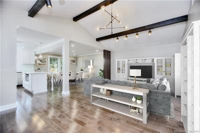 Westport CT Single Family Home For Sale: $1,045,000