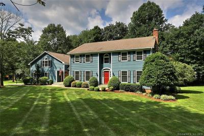 Monroe Single Family Home For Sale: 31 Scenic Hill Lane