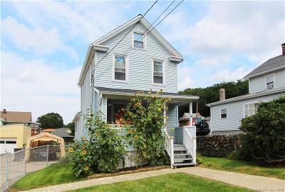 Naugatuck Single Family Home For Sale: 6 May Street