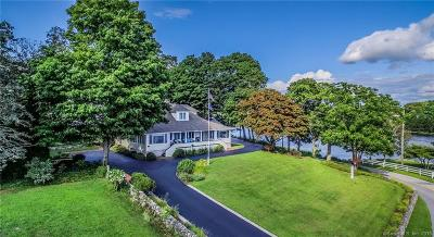 Groton Single Family Home For Sale: 499 River Road