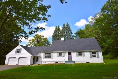 Middlebury Single Family Home For Sale: 652 Park Road Extension