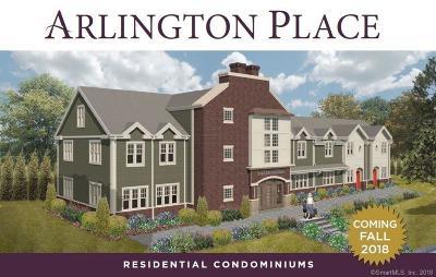 West Hartford Condo/Townhouse For Sale: 3 Arlington Road #202
