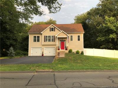 Cheshire Single Family Home For Sale: 1392 Cheshire Street