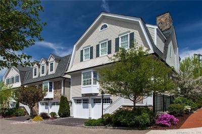 New Canaan Condo/Townhouse For Sale: 12 Maple Street #12