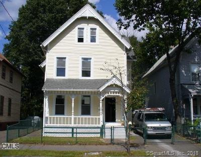 New Haven Multi Family Home For Sale: 45 Third Street