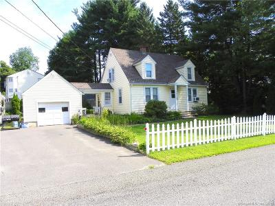 Winchester Single Family Home For Sale: 100 Hurlbut Street