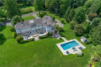 New Canaan Single Family Home For Sale: 106 Bennington Place