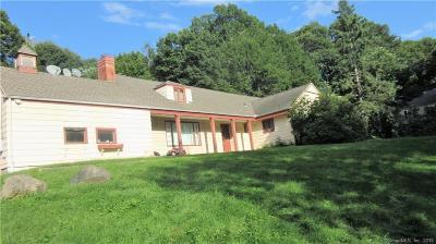 Easton Single Family Home For Sale: 26 Sunset Road