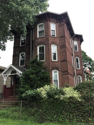 Hartford Multi Family Home For Sale: 31 East Street