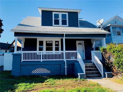 Meriden Single Family Home For Sale: 254 Bunker Avenue