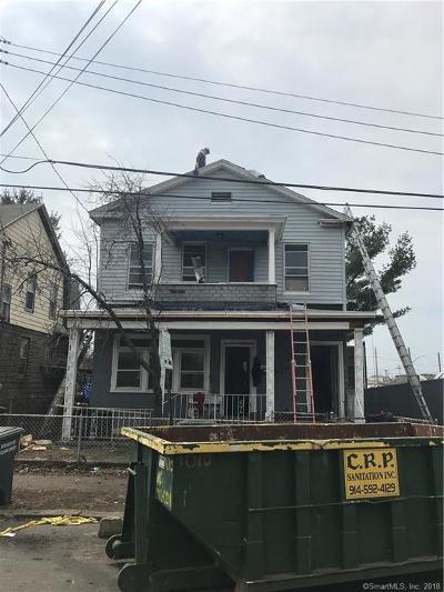 Bridgeport Multi Family Home For Sale: 183 4th Street