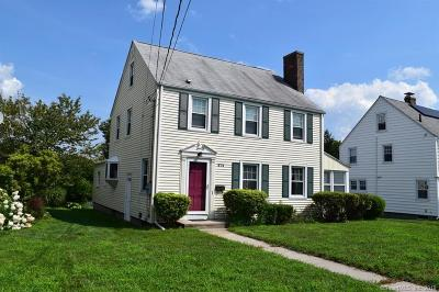 West Hartford Single Family Home For Sale: 474 South Main Street