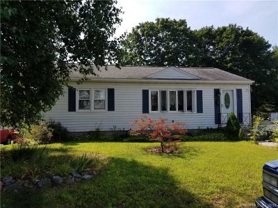 Waterbury Single Family Home For Sale: 98 Wyoming Avenue