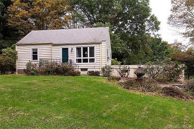 Woodbridge Single Family Home For Sale: 61 Pease Road