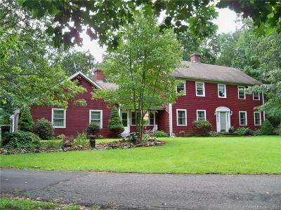 Wallingford Single Family Home For Sale: 7 Quarry Run Court