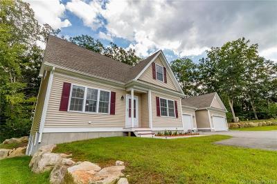 Groton Single Family Home For Sale: 36 Crawford Lane