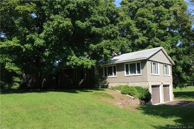 Madison Single Family Home For Sale: 2158 Durham Road