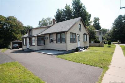 Plainville Single Family Home For Sale: 58 Shuttlemeadow Road