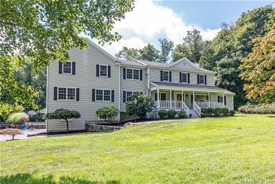 Ridgefield Single Family Home For Sale: 67 Donnelly Drive