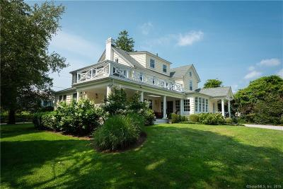 Stamford Single Family Home For Sale: 14 Cresthill Place