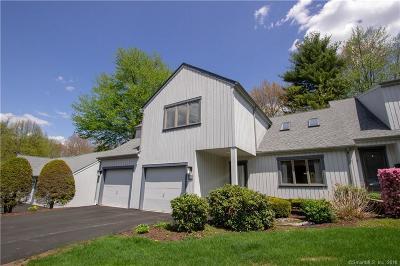 Bristol Condo/Townhouse For Sale: 1469 Farmington Avenue #48