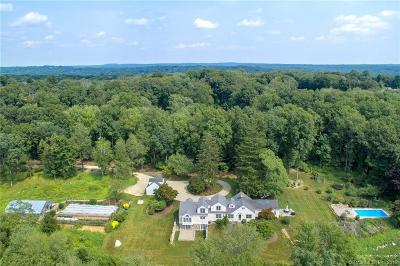 Weston Single Family Home For Sale: 75 Steep Hill Road