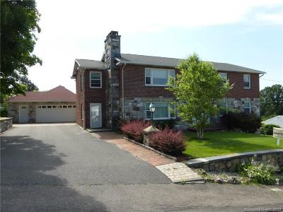 Waterbury Multi Family Home For Sale: 107 New Haven Avenue