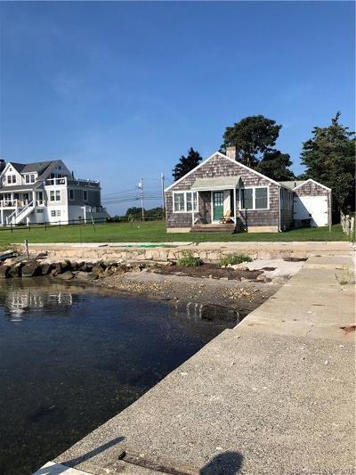 Groton Single Family Home For Sale: 21 East Shore Avenue