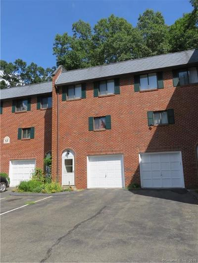 Southington Condo/Townhouse For Sale: 550 Darling Street #42I