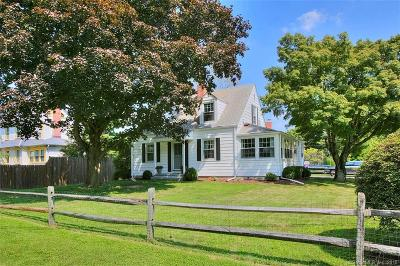 Westport Single Family Home For Sale: 7 Mills Street