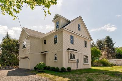 Ridgefield Single Family Home For Sale: 158 High Ridge Avenue