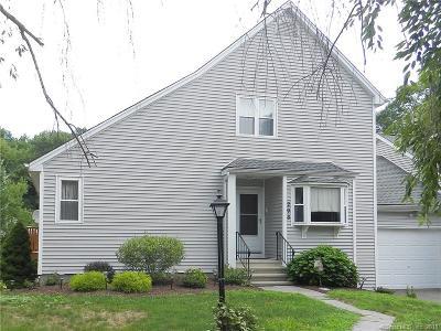 Shelton Condo/Townhouse For Sale: 298 Aspetuck Trail #298