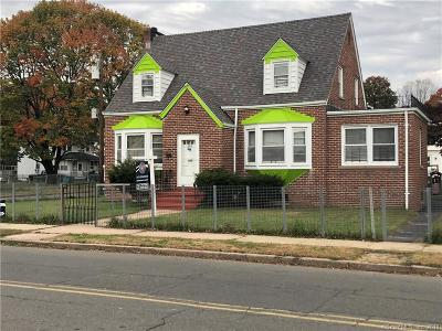 West Haven Single Family Home For Sale: 105 Richards Street