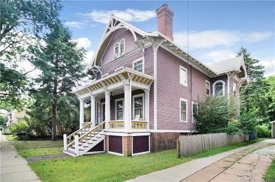 New Haven Single Family Home For Sale: 76 East Pearl Street