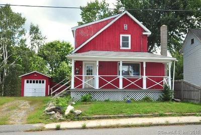 Torrington Single Family Home For Sale: 84 Bannon Street
