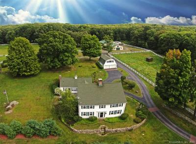 Harwinton Single Family Home For Sale: 210 Terryville Road