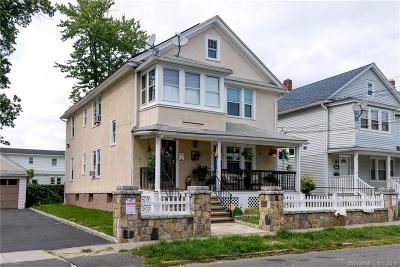 Bridgeport Multi Family Home For Sale: 476 Lincoln Avenue