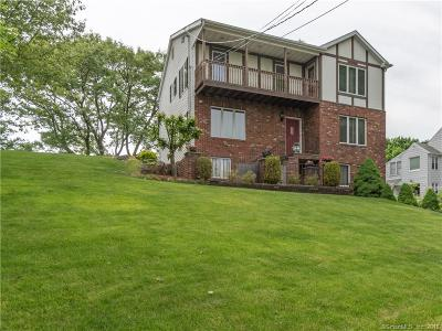 Waterbury Single Family Home For Sale: 212 Geddes Terrace