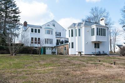 Branford Single Family Home For Sale: 85 Cherry Hill Road