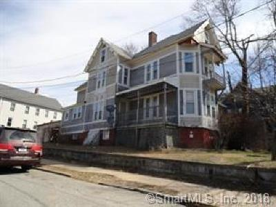 New London Multi Family Home For Sale: 203 Broad Street