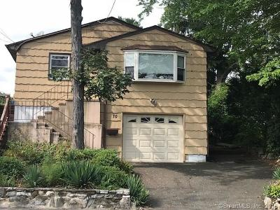 Stratford Single Family Home For Sale: 70 Mount Pleasant Avenue