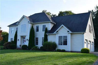 Burlington Single Family Home For Sale: 19 Angelas Way