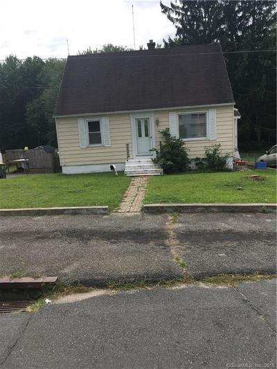 Waterbury Single Family Home For Sale: 216 Madison Street