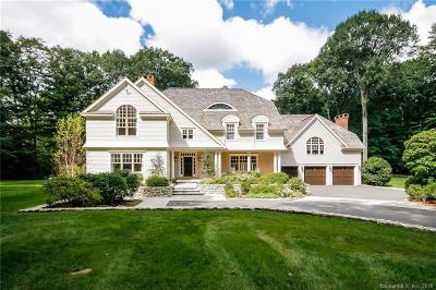 Weston Single Family Home For Sale: 2 Aspetuck Glen